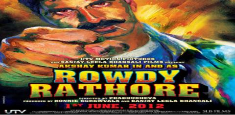 فيلم Rowdy Rathore